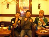 西尾先生と寺田先生
